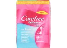 Carefree FlexiComfort with Fresh scent slipové vložky 20 kusů