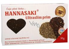 Phoenix Division Hannasaki Ultrasliim prim směs zeleného a červeného čaje Pchu-er 50 g