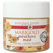Bohemia Gifts Marigold Nechtíková masť na suchú, popraskanú pokožku 100 ml