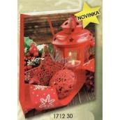 Nekupto Darčeková papierová taška vianočné XL-WBXL 1712 30