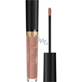 Max Factor Nailfinity Velvet Matte Lipstick tekutá matná rúž 040 Luxe Nude 4 ml