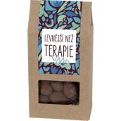 Albi Mandle v čokoláde so škoricou Lacnejšie ako terapia 80 g