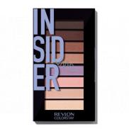 Revlon Looks Book Palette dlhotrvajúci vysoko pigmentované očné tiene 940 Insider 3,4 g