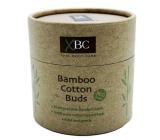 XBC Bamboo Eco bambusové tyčinky zo 100% bavlny do uší 300 kusov