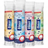 Velvet Natural Comfort vatové odličovacie tampóny okrúhle 120 kusov