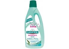 Sanytol Eukalyptus dezinfekční čistící prostředek na podlahy a plochy 1 l