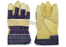 Spokar Bravčová useň rukavice pracovné 1 pár