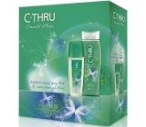 C-Thru Emerald parfémovaný deodorant sklo pro ženy 75 ml + sprchový gel 250 ml, dárková sada