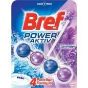 Bref Power Aktiv 4 Formula Levanduľa WC blok 50 g