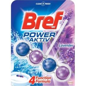 Bref Power Aktiv 4 Formula Levandule Wc blok 50 g