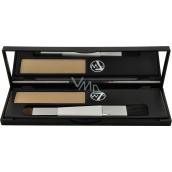 W7 Cosmetics Cover Up Root Camouflage Kit farba na krytie šedivých vlasových korienkov Blonde 3,5 g