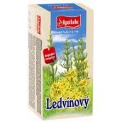 Apotheke Ľadvinový čaj 20 x 1,5 g