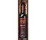 Bohemia Gifts & Cosmetics Merlot Dedovi darčekové víno 750 ml