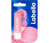 Labello Soft Rosé balzam na pery 4,8 g