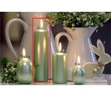 Lima Pastel svíčka metal mentolová válec 50 x 170 mm 1 kus