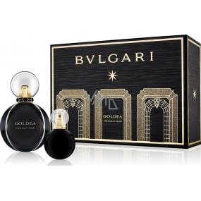 Bvlgari Goldea the Roman Night parfémovaná voda pro ženy 50 ml + parfémovaná voda 15 ml, dárková sada