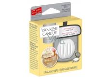 Yankee Candle Vanilla Cupcake - Vanilkový košíček náplň vůně do auta Charming Scents 30 g