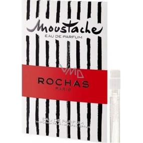 Rochas Moustache Eau de Parfum parfémovaná voda pro muže 2 ml s rozprašovačem, Vialka