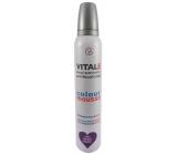Vitale Exclusively Professional farbiace penové tužidlo s vitamínom E Purple - Purpurový 200 ml
