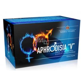 Aphrodisia V pre mužov 60 kapsúl 0082