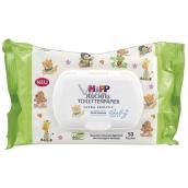 HiPP Babysanft Vlhčený toaletný papier pre citlivú pokožku 50 kusov