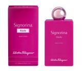 Salvatore Ferragamo Signorina Ribelle telové mlieko pre ženy 200 ml