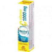 Revital Vitamín C Mango a ananás doplnok stravy pre normálnu funkciu imunitného systému 1000 mg 20 šumivých tabliet