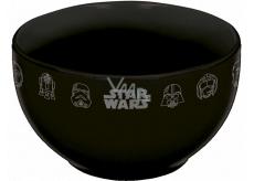 Epee Merch Star Wars Miska keramická čierna 600 ml