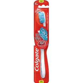 Colgate 360° Max White One střední zubní kartáček 1 kus