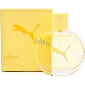 Puma Yellow Woman toaletná voda 40 ml
