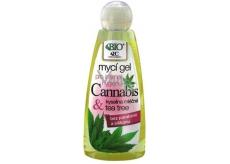 Bione Cosmetics Cannabis mycí gel pro intimní hygienu 260 ml