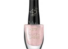 Astor Quick & Shine Nail Polish lak na nehty 103 Sweet Home 8 ml