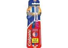 Colgate High Density měkký zubní kartáček 1+1 kus