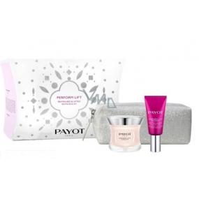 Payot Perform Lift Vitality 50 ml + Perform Lift Regard 15 ml + Darčeková kozmetická taštička, Vianočné set