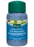 Kneipp Dokonalý odpočinok soľ do kúpeľa, zaháňa únavu a príjemne uvoľňuje telo 500 g
