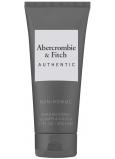 Abercrombie & Fitch Authentic Man sprchový gél pre mužov 200 ml