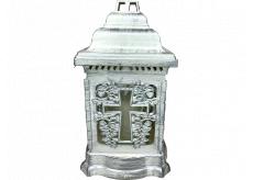 Admit Lampa sklenená Kríž 25 cm 24 hodín 100 g 207 LA