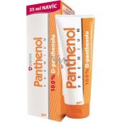Swiss Premium Panthenol 10% D-panthenolu gél na podráždenú pokožku po opaľovaní 100 ml + 25 ml