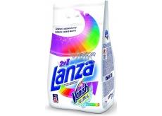 Lanza Vanish Ultra 2v1 Color prací prášek s odstraňovačem skvrn na barevné prádlo 45 dávek 3,375 g