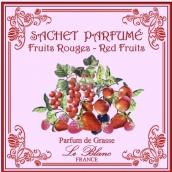 Le Blanc Fruits Rouges - Červené ovocie Vonný sáčok 11 x 11 cm 8 g