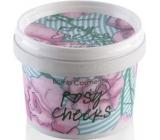 Bomb Cosmetics Ruženka Prírodné pleťový peeling 110 ml