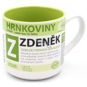 Nekupto Hrnkoviny Hrnček s menom Zdeněk 0,4 litra