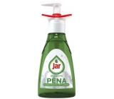 Jar Active Foam Okamžitá pena čistiaci prostriedok určený na ručné umývanie riadu pumpička 350 ml