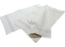 Makrá Umývacie handra na podlahu biely 52 x 65 cm 1 kus