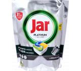 Jar Platinum All in One Lemon kapsule do umývačky riadu 42 kusov