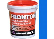 Fronton Anorganická prášková farba Modrá pre vonkajšie a vnútorné použitie 800 g
