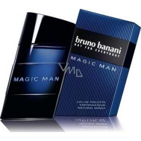 Bruno Banani Magic toaletná voda pre mužov 75 ml