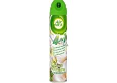 Air Wick Biele kvety Frézie 4v1 osviežovač vzduchu sprej 240 ml