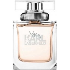 Karl Lagerfeld Eau de Parfum toaletná voda pre ženy 85 ml Tester