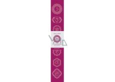 Vonné tyčinky Siedma čakra Ružová 14 kusov